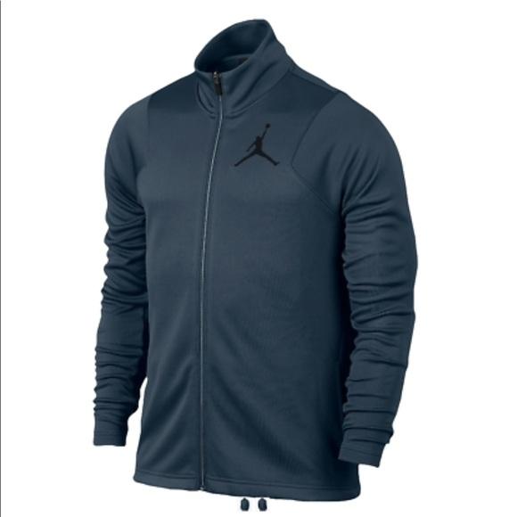 682e79bb699cb5 NEW Jordan men s jacket   zip-up